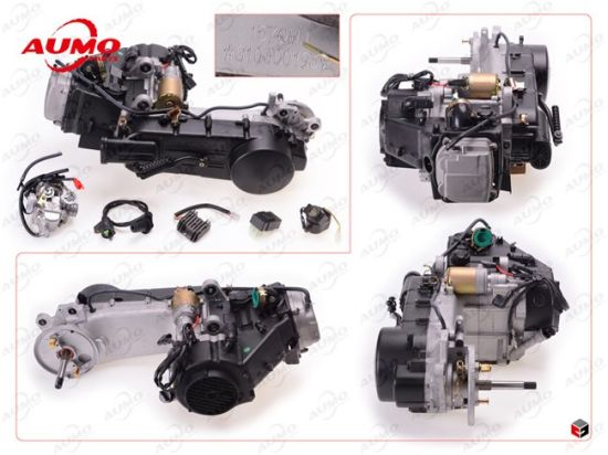 Engine Assembly for 150cc 157qmj E1 pictures & photos