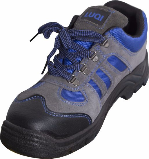 New Design Industry Durable Steel Toe Safety Shoes for Men