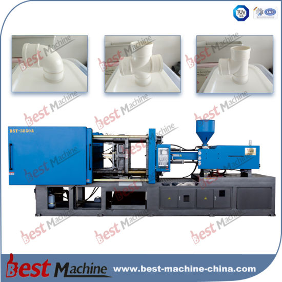 High Capacity Plastic Injection Pipe Tube Fittings Moulding Making Machine pictures & photos