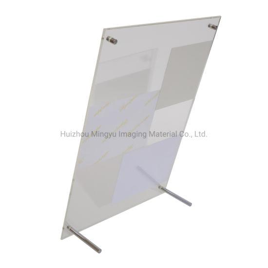 Wholesale Custom Tabletop Decor Acrylic Frame