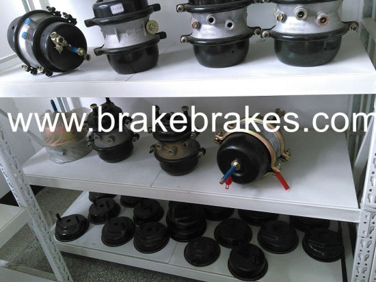 Disc Brake Chamber T30/30dp, T24/30dp, T20/24dp, T24/24dp, T16/24dp pictures & photos