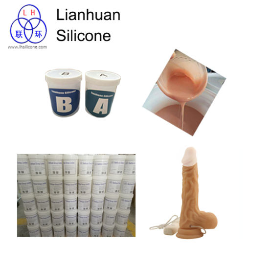 Lianhuan Lh228800 to Make Soft and Firm Fake Penis