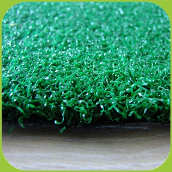 15mm UV PE Monofilament Curly Yarn Volleyball Artificial Lawn pictures & photos