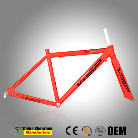 China High Performance Outer Cable Routing Aluminum Road Bicycle ...