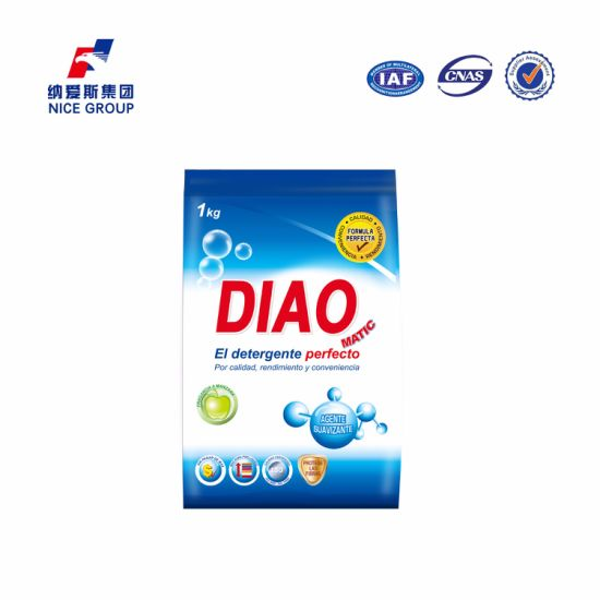 Diao Brand Super Laundry Powder with Highly Active Factor