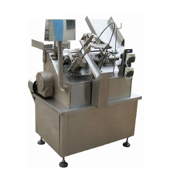 2 Needles Closed Mouth Glass Ampoule Filling and Sealing Machine with High Quality