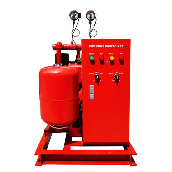 Nfpa 250gpm /500gpm/750gpm Standard Motor Fire Water Pump