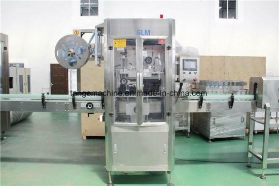 Automatic Pet Bottle Glass Bottle Sleeve Labeling Machinery