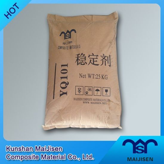 Processing Aid Toughening Agent for PVC Board pictures & photos