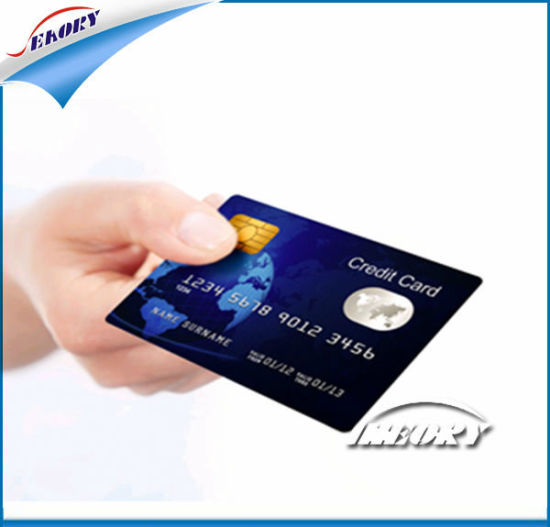 High Quality S50/S70 High Frequency Read and Write Chip Card Used in Business, Bank, School. pictures & photos