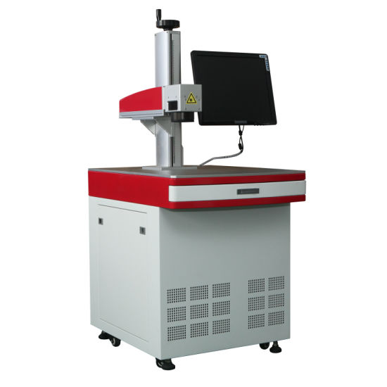 UV Laser Marking Machine (LS-P3500) for Metal/Pipe LCD Screen/ Textile/Pipe/Sheet/Ceramic/Semiconductor Wafer/IC Grain/Sapphire/Polymer Film/PVC/PP/PE/PPR/Profi pictures & photos