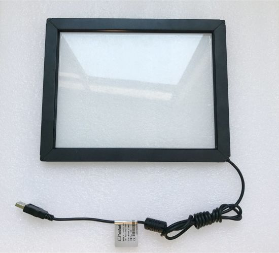 "Cjtouch 12.1""IR Touch Screen with 3mm Glass 2 Touch Points USB Interface pictures & photos"