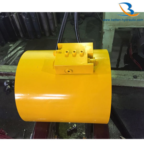Helac L10 Hydraulic Rotary Actuator for Industrial