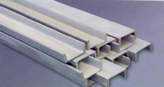 Hot Rolled Channel Steel Bar 100X50X5.0 mm U Section Steel Price pictures & photos