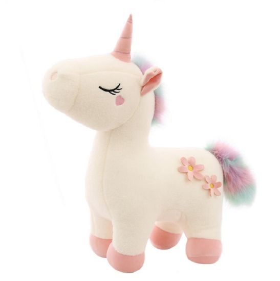 Dongguan Factory Custom Plush Lovely Unicorn Toys pictures & photos