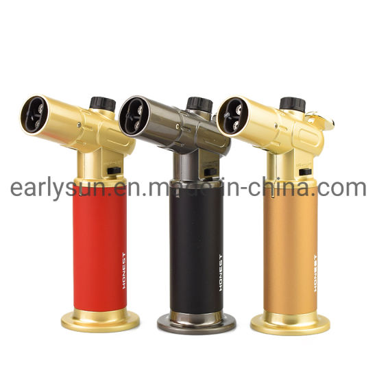 Torch Cigarette Fire High Pressure Lighter with 3 Color Es-Tl-025 pictures & photos