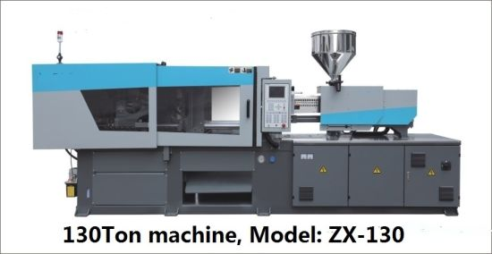 130ton New Injection Molding Machine, Stable Quality, Competitive Cost, Save Energy, High Quality, Reasonable Price, 200 Grams