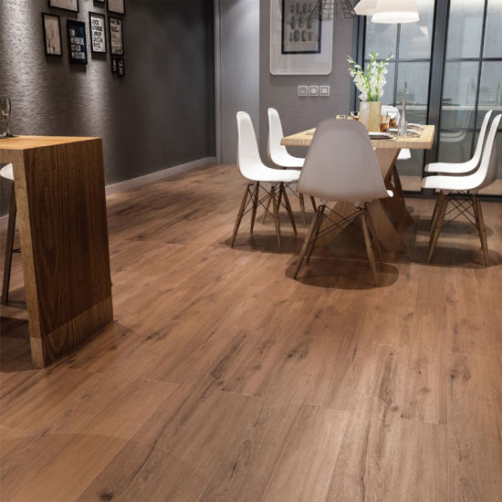 Waterproof Best Oak Laminate Tile Flooring Brands pictures & photos