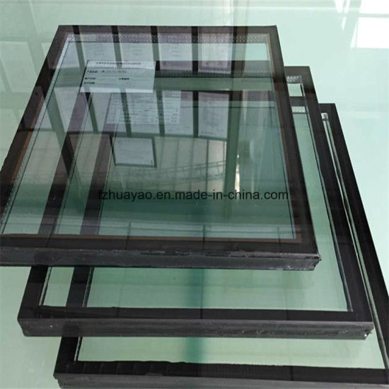 Tempered Double Glazing Insulating Window Glass Curtain Wall, Glass Block/Brick/Building Glass