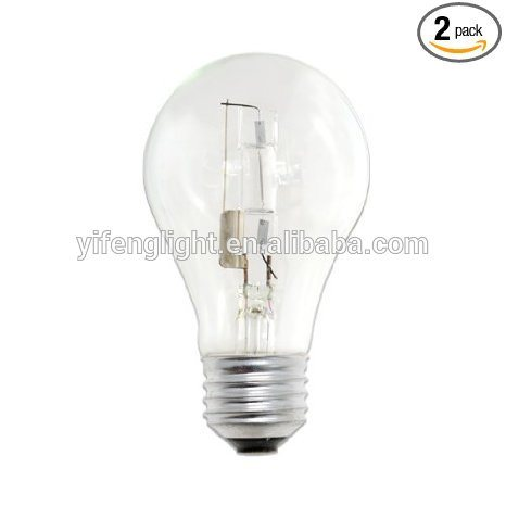 Large E Lamp Halogen Bulb