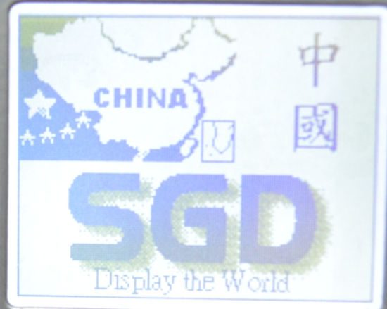 SGD-LCM-GY1612A3FSA6T02-LCD SCREEN