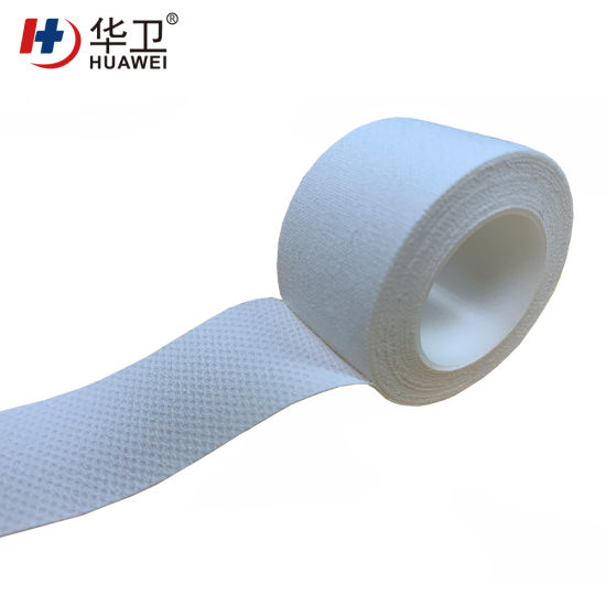 Medical Adhesive Roll Surgical Tape Roll Zinc Oxide Tape Roll