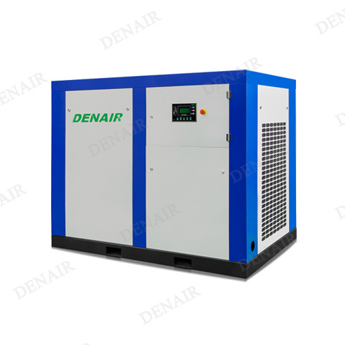 Direct Driven Rotary Screw Air Compressor with SKF Bearing pictures & photos