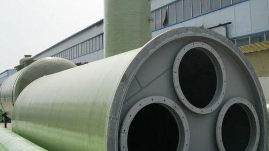 PVC-FRP Tanks