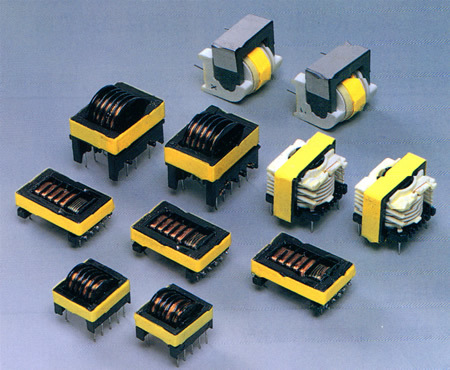 High-Voltage Inverter Transformers for Power Supply