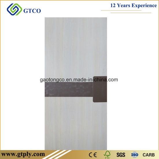 China 246 Panels White Hdf Skin Door For Interior Doors 3mm White