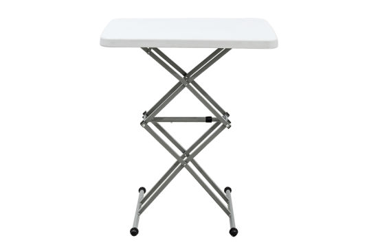China Adjust Height Folding Table Zl Sj64 White One - How To Make A Small Folding Table