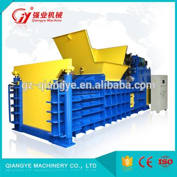 Semi-Automatic Horizontal Waste Paper Baler/Baling/Packaging/Hydraulic Press Machine