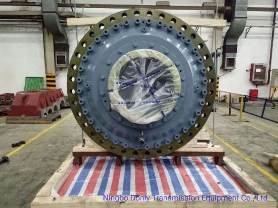 High Precision Large Size Planetary Gearbox