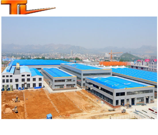 H Section, C Section and Z Section, Sandwich Panel Material and 50years Life Span Steel Structure Warehouse pictures & photos