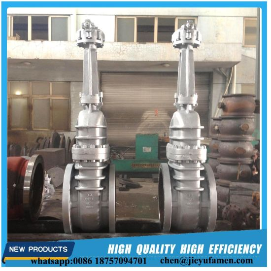 API ANSI Steel /Stainless Steel Rising Stem Gate Valve