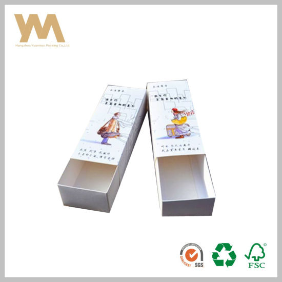 White Paper Lipstick Box Cosmetic Box Colorful Paper Box pictures & photos
