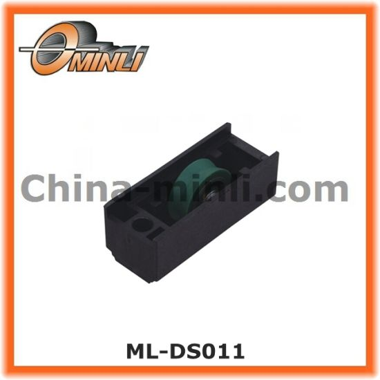Plastic Bracket Pulley with Single Roller for Sliding Door and Window (ML-DS025) pictures & photos