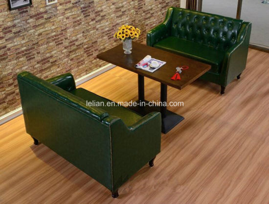 America Village Lover Coffee Seating with Table Set (LL-BC089) pictures & photos