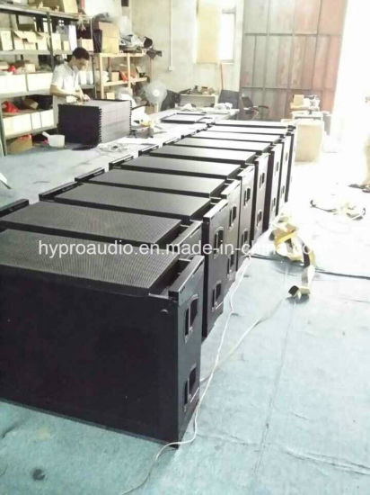 Kf760 Dual 12 Inch Line Array, Water-Proof. Outdoor Line Array System pictures & photos