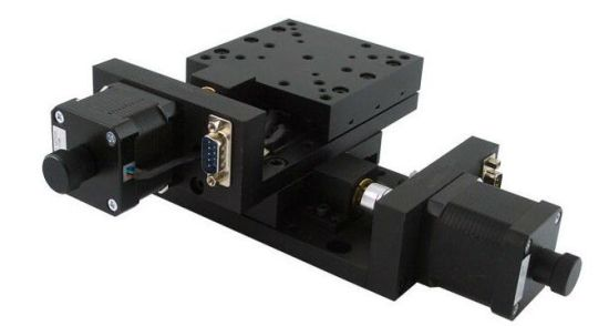 China Lsdz-02-01 Two Axis Combined Motorized Xy Linear Stage - China