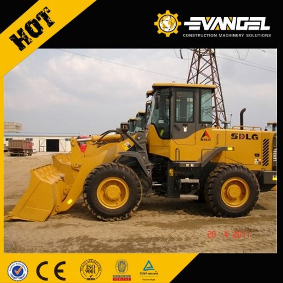 3 Ton Sdlg 933L Front End Wheel Loader with Yuchai Engine pictures & photos
