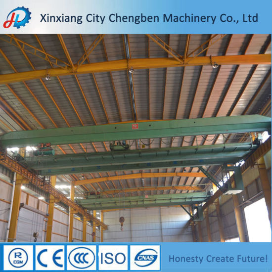 Single Beam Motor-Driven Traveling Overhead Crane pictures & photos