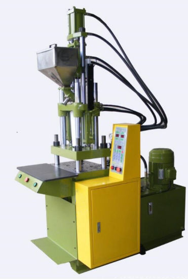 Power Plug, USB Cable, etc. Vertical Automatic Injection Molding Machine