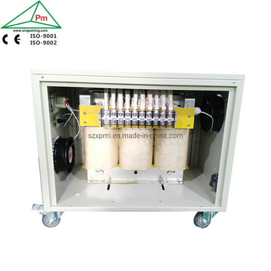Factory Price for Step Down/up Automatic/Isolation AC Transformer  5kVA-200kVA 690V 440V 380V to 220V 120V 100V 24V 12V