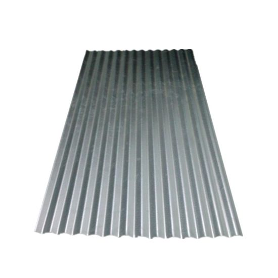 Building Material Zinc Coated Galvanzied Corrugated Roofing Sheet in South Africa