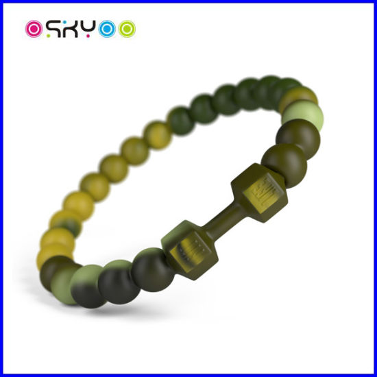 Special Edition Camo Fitlife Active Silicone Bracelet