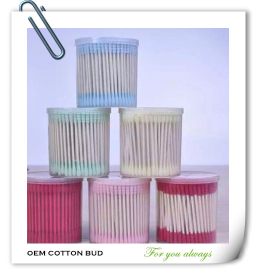 Disposable Hotel Cotton Bud/Cotton Ball pictures & photos