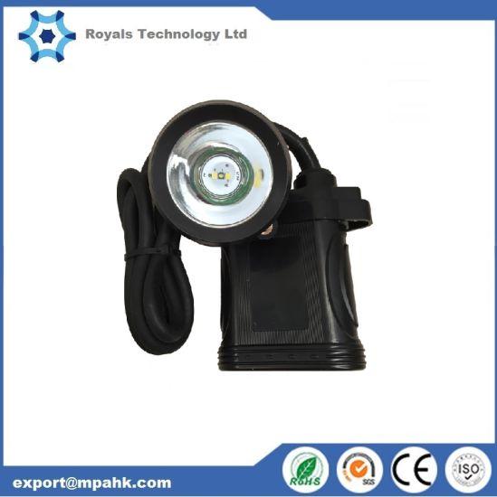 5W 25000 LUX LED Mining Headlight Headlamp Light Hiking Miners Lamp w//Strap
