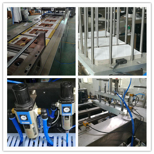 Papercard Sealing PVC Blister Packing Machine with Toothbrush/Toys/Razor pictures & photos