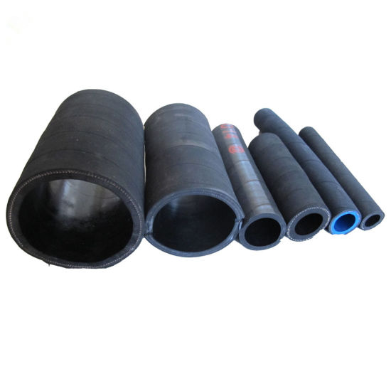 Wholesale Price Bending Non-Kinking Multi-Purpose Synthetic Rubber 2 Inch Fuel Hose Factory Supplier